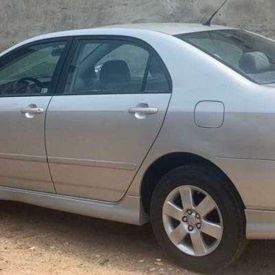 Toyota Corolla Profile Picture