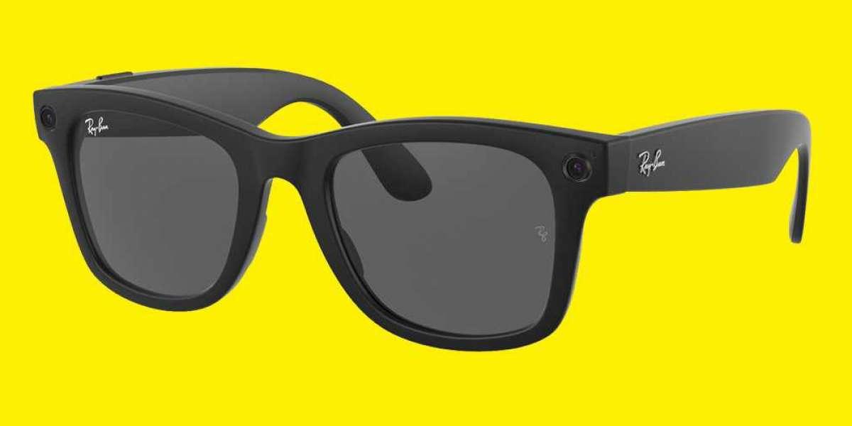 Breaking News: Facebook Releases Smart Glasses